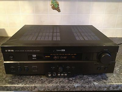 yamaha surround sound receiver ax v520 excellent working order