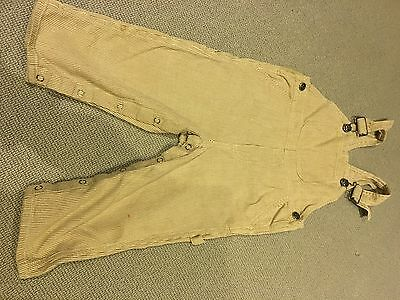 Bonpoint Dungarees 2 Years (18 Months)