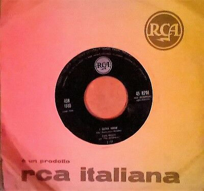 Elvis Presley Are You Lone Sone To Night Rca Italy Copertina Generica
