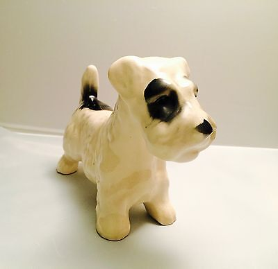 Sealyham Terrier Figurine ceramic Ornament