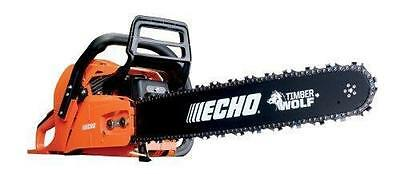 "2017 ECHO CS-590 Timber Wolf 20"" Bar 59.8cc Professional Grade Chainsaw"