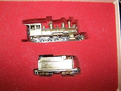 HOn3 Key Import Brass 2-8-0 C-19