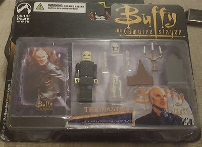 The Master Palz figure from Buffy the Vampire Slayer