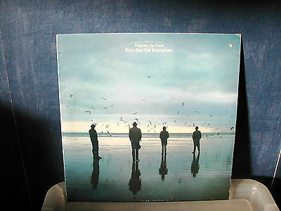 Echo and the Bunnymen-Heaven up here LP 1981