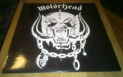 Motorhead Motorhead Vinyl LP Original UK Press 1977 WIK2 Ex Condition Very Rare