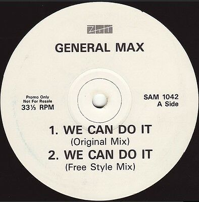 General Max – We Can Do It