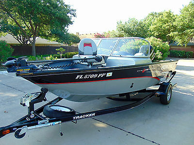 2014 Tracker 175 Pro Guide 2014 90 Hpoptimax 2014 Trailer Only 27 Hrs No Reserve