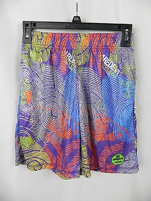 NEW Boy's DareDevil Wreckless Lacrosse Graphic Shorts (S1-57)