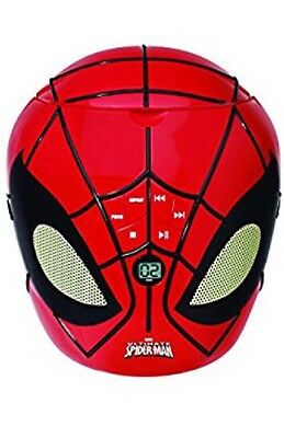 Spider-Man Cd Player Brand New-RRP £49.00