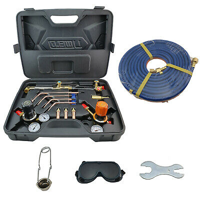 Oxy / LPG Trade Gas Cutting And Welding Kit - 12 Month Warranty - Oxygen-Brazing