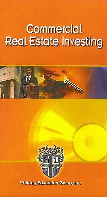 Russ Whitney's Commercial Real Estate Investing Series Printable Manual Cdrom
