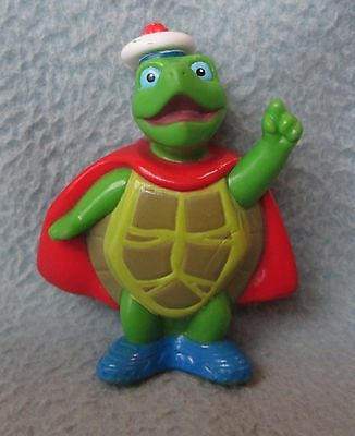 "WONDER PETS TUCK TURTLE 3"" PVC FIGURE, Cake Topper"