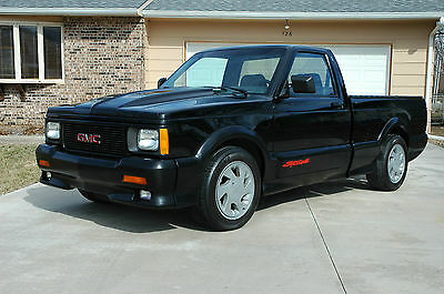 1991 Chevrolet S-10 SYCLONE   1991 GMC Syclone rare # 92 of 2900 46k miles clean turbo all wheel drive