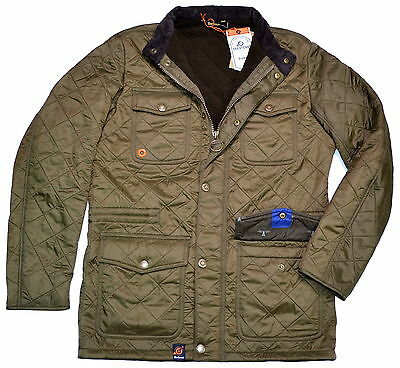 BARBOUR Kendle Quilted Fleece Lined Jacket