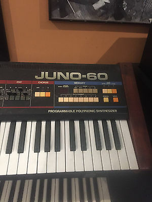Roland Juno 60 Synth Fully restored