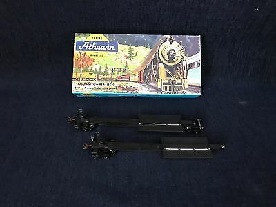 HO Athearn Impack Ends Cars Set Of 2