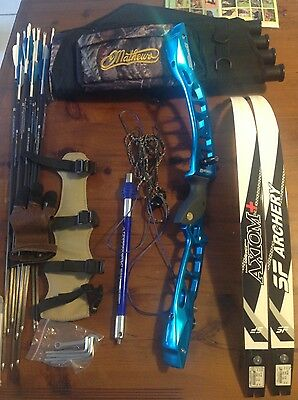 Recurve Bow Sf Forged+