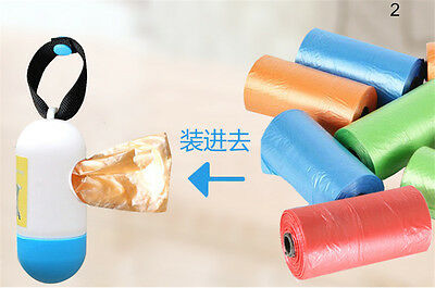 Portable Rubbish Bags Baby Diapers Abandoned Bags Case FB