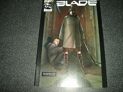 Fate of the Blade Issue 5