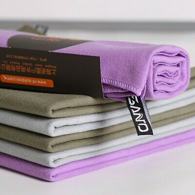 Outdoor Sports Travel Camping Microfiber Towel Quick Drying Towels Beach Hiking