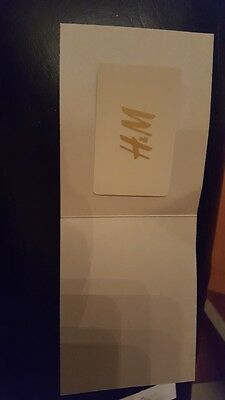 H & M Gift Card
