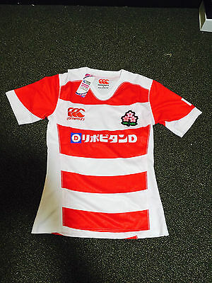 Japan 2015 Home Rugby Jersey Size S-XXL