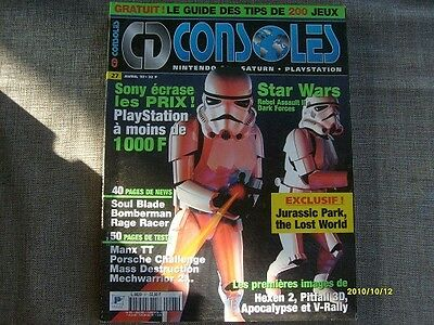 Cd Consoles Magasine N° 27