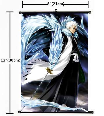 HOT Japan Anime Bleach Wall Poster Scroll Home Decor Cosplay 1510