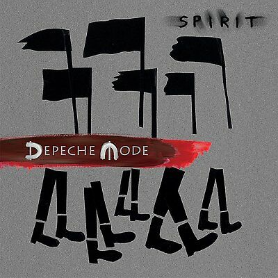 DEPECHE MODE 'SPIRIT' Double 180g VINYL LP (17th March 2017)