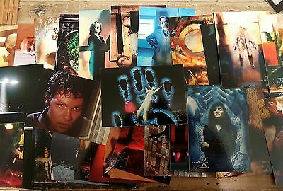 X Files collector cards mixed lot 79 pc 1995 TOPPS
