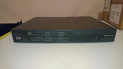 Cisco 887M ADSL2+ Router with Advanced Security lic, Annex M