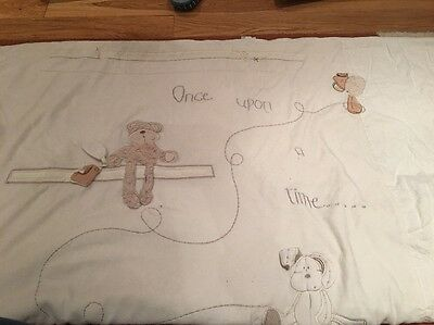 mamas and papas once upon time Cot Set