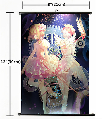 Japan Anime CARD CAPTOR SAKURA Wall Scroll Poster 1547