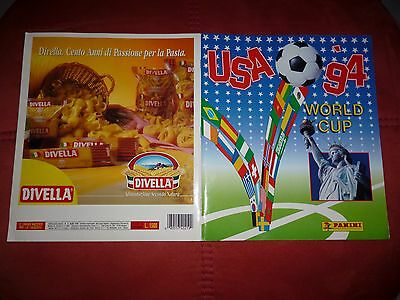 ALBUM PANINI USA 94 Complet FULL 100 % Stickers Soccer world cup ORIGINAL