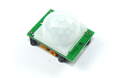 HC-SR501 Infrared Motion Sensor Module Pyroelectric PIR Arduino Flux Workshop