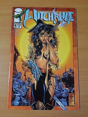 Witchblade #9 ~ NEAR MINT NM ~ (1996, Image Comics)