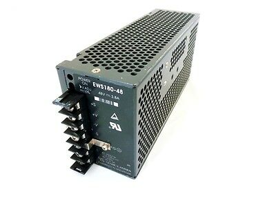 Lambda Ews180-48 Power Supply 3.8A @ 48Vdc Out, 47-63Vac In 4.3A