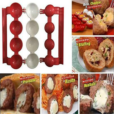 Homemade Meatball Maker Mold Christmas Party Stuffed Kitchenware Cooking Tool