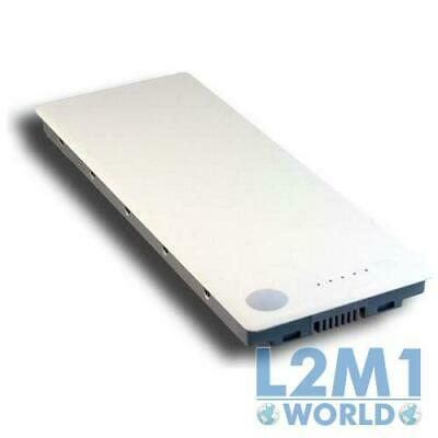"""Battery WHITE A1181 A1185 for Macbook White 13"""" 2006 2007 2008 2009"""