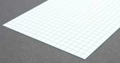 "Evergreen Tile Square 1/3"" 4506"