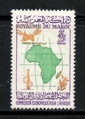 (Ref-9787) Morocco 1960 U.N. African Economic Commission SG.67  Mint (MNH)