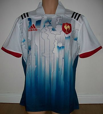 """France - Change Rugby Shirt - 2Xl - 46"""" Chest - Brand New"""