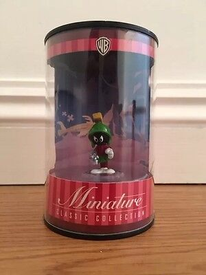 Warner Brothers Miniatures Classics::marvin Martian Collection::marvin
