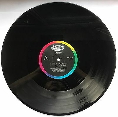 """Modern Soul,70's 80's, Tavares , It Only Takes A  Minute, Extended Remix, 12"""" 45"""