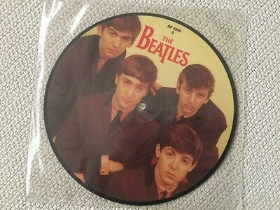 Picture Disc , The Beatles