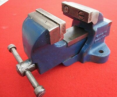 ENGINEERS / MECHANICS WODEN BENCH VICE No 00 made in England