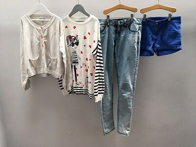 Girls Bundle Of Clothes. Age 13-14. H&M, New Look.  A4671