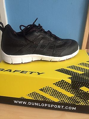Ladies Lightweight Safety Shoes Size 7