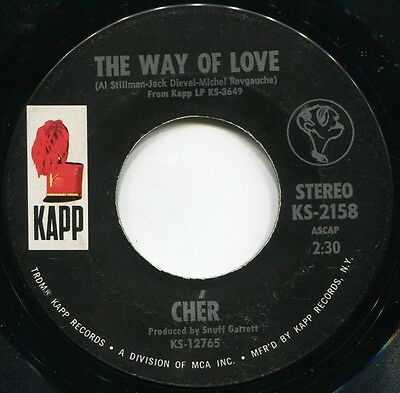 7993 The Way Of Love-Cher 1972