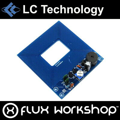 LC Technology 5V Metal Detector Module Buzzer Adjustable Flux Workshop